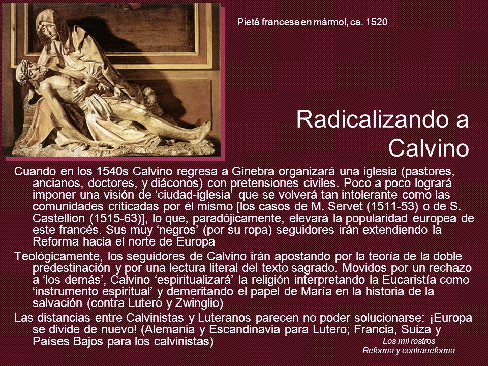 Radicalizando a Calvino