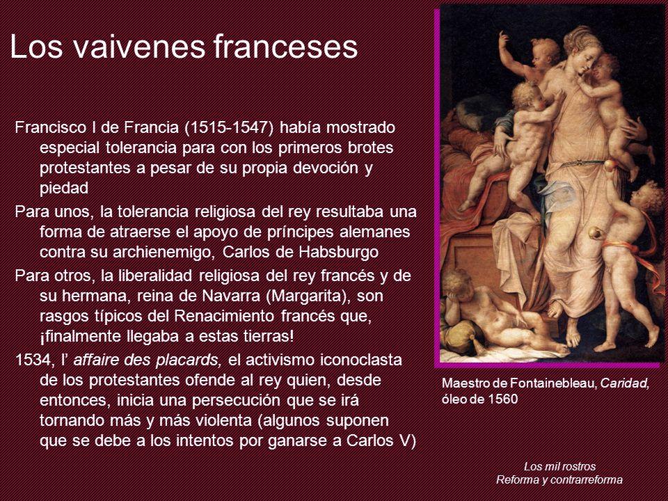 Los vaivenes franceses