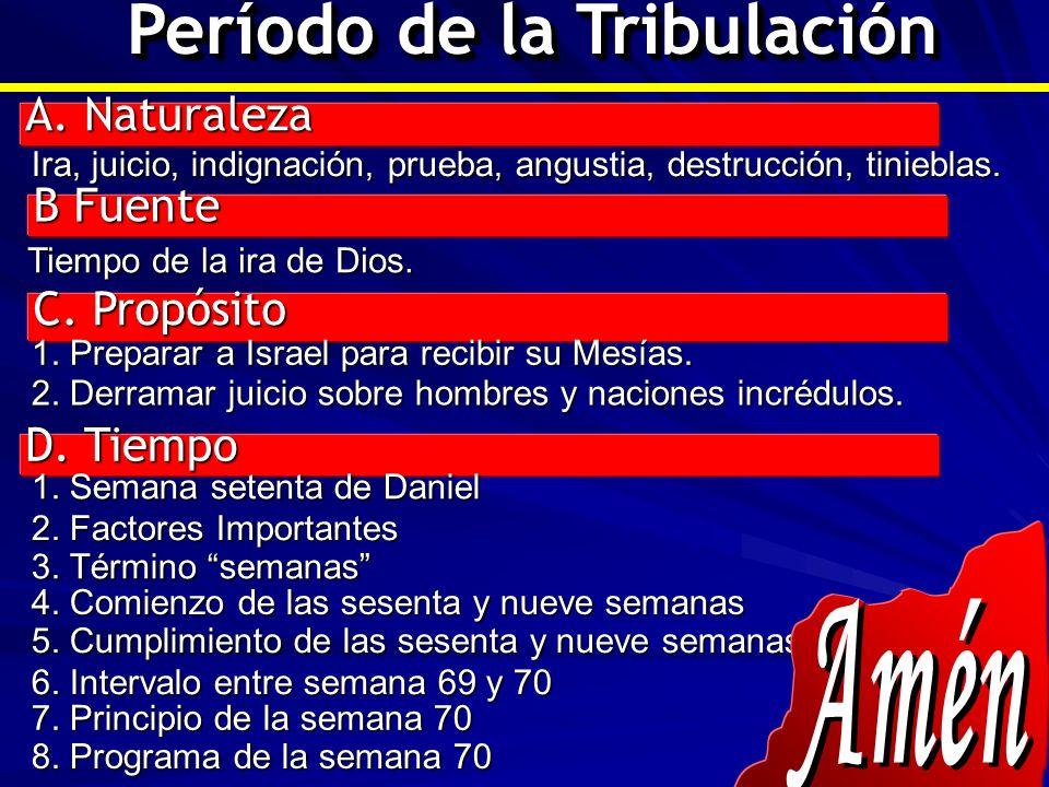 Período de la Tribulación