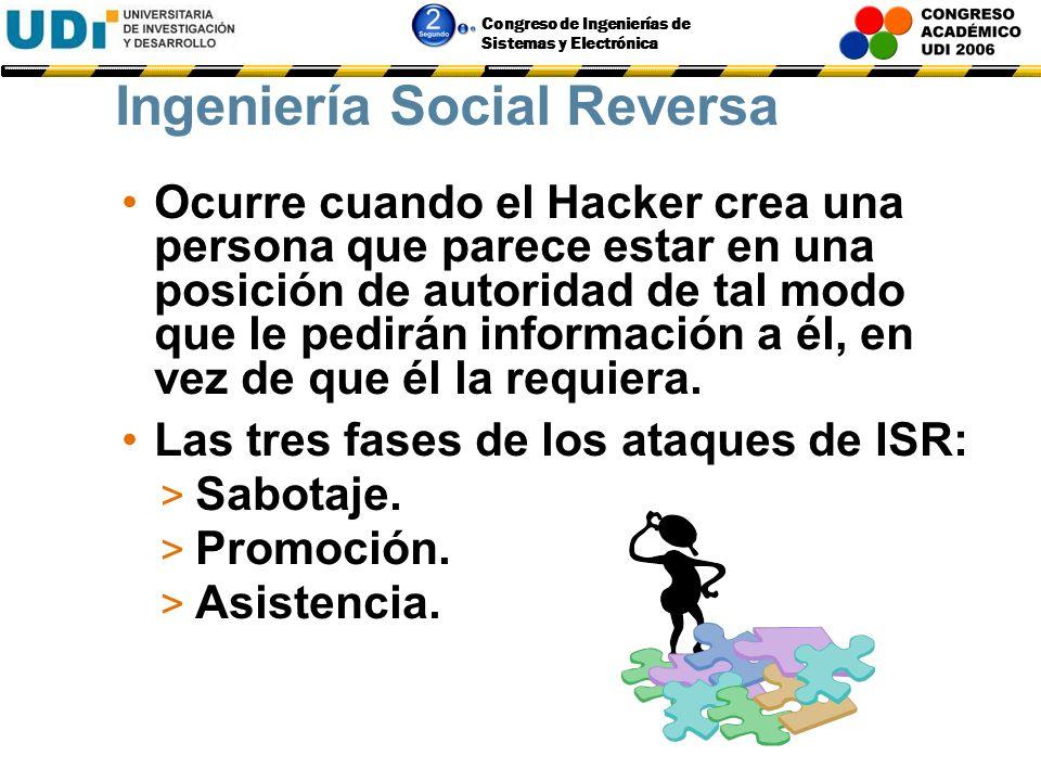 Ingeniería Social Reversa