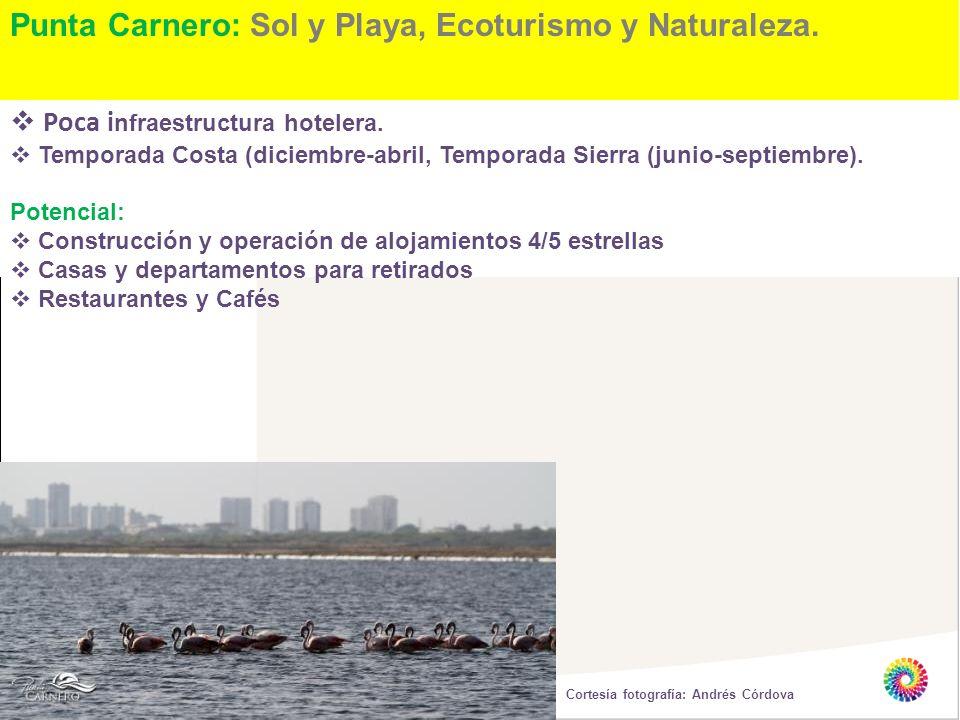 Punta Carnero: Sol y Playa, Ecoturismo y Naturaleza.