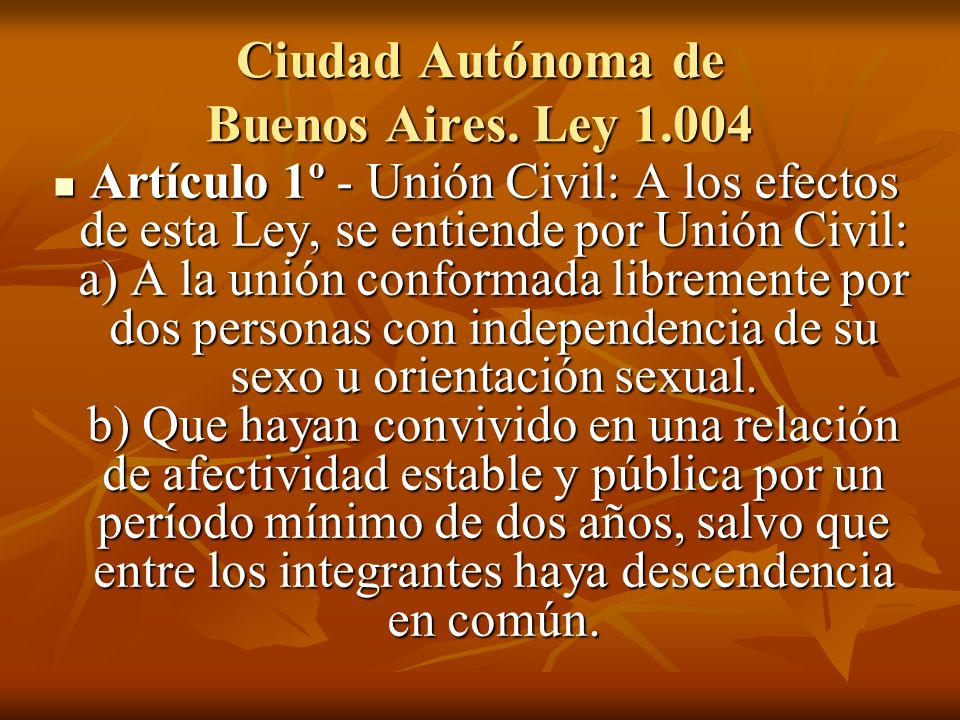Ciudad Autónoma de Buenos Aires. Ley 1.004