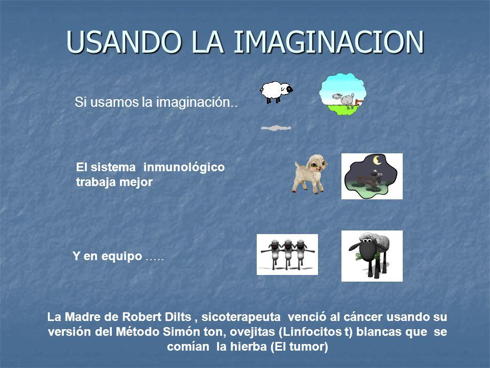 Si usamos la imaginación..