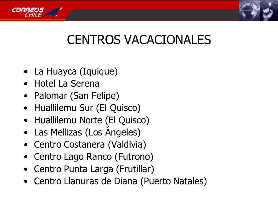 CENTROS VACACIONALES La Huayca (Iquique) Hotel La Serena