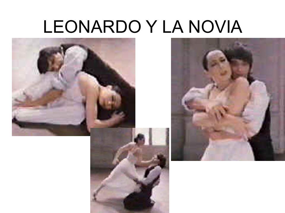 LEONARDO Y LA NOVIA