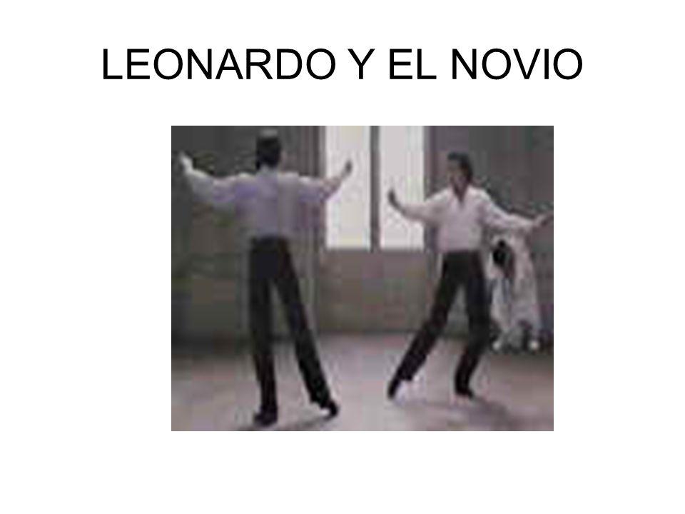 LEONARDO Y EL NOVIO