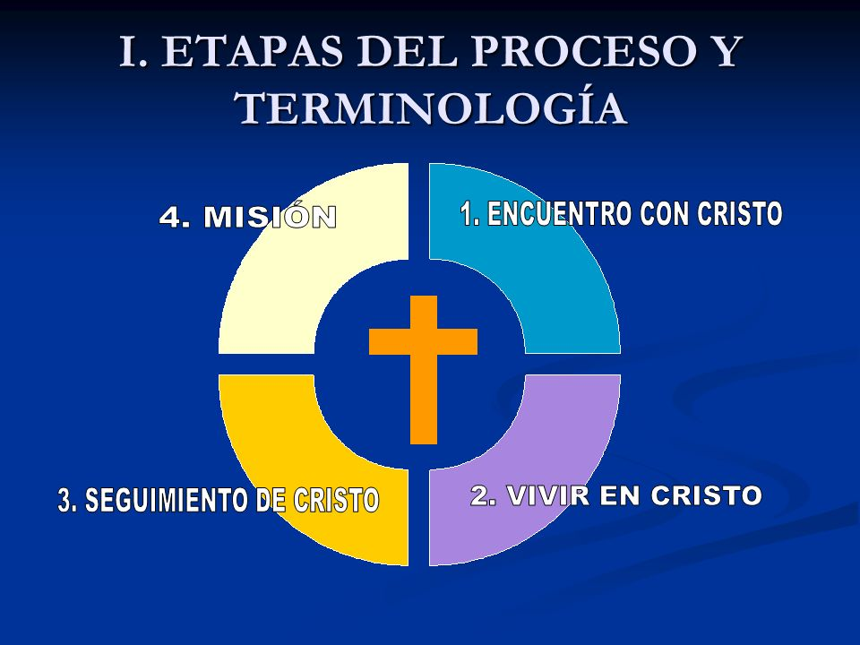 I. ETAPAS DEL PROCESO Y TERMINOLOGÍA