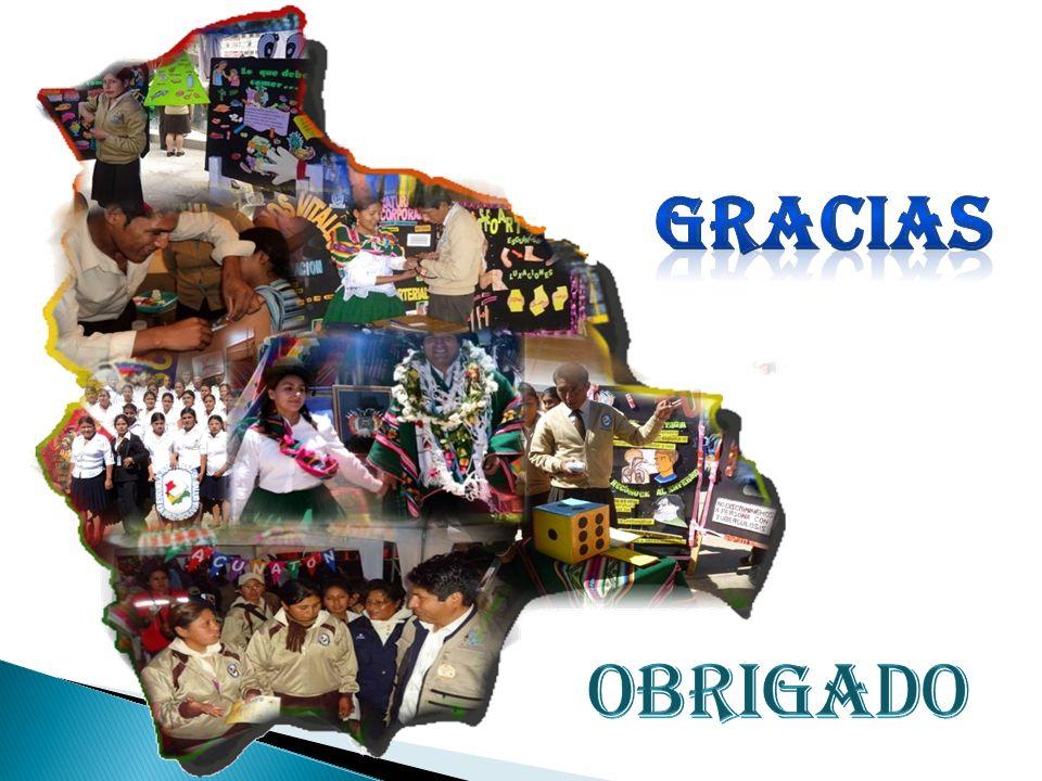 GRACIAS OBRIGADO