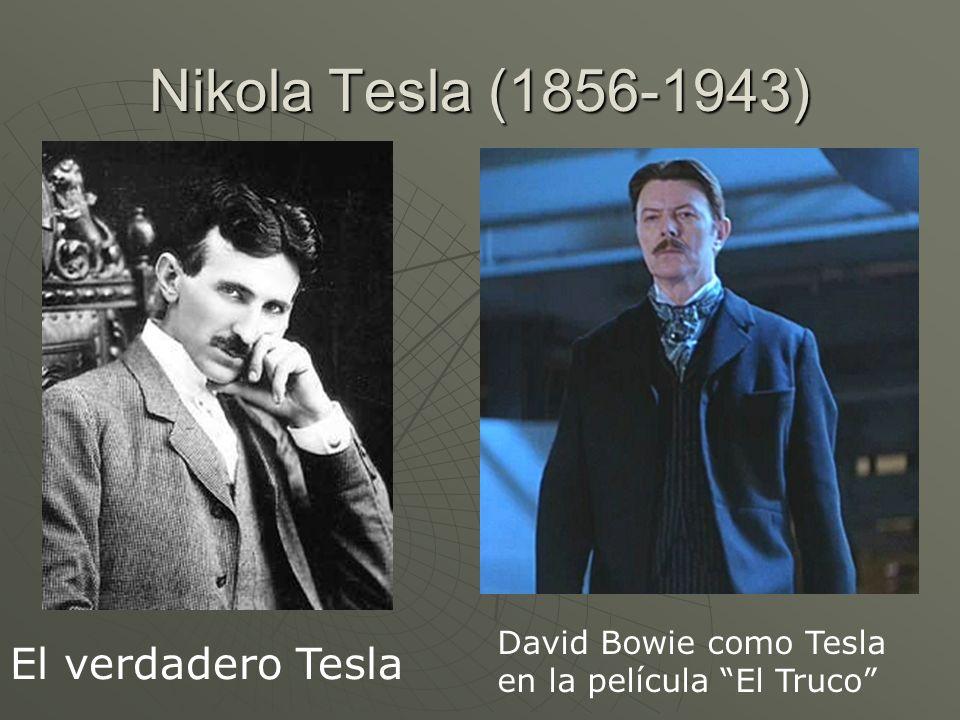 Nikola Tesla (1856-1943) El verdadero Tesla