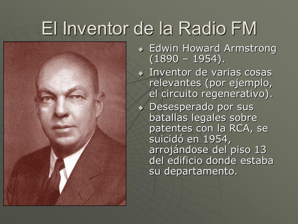 El Inventor de la Radio FM