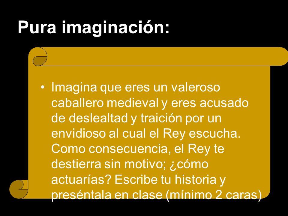 Pura imaginación: