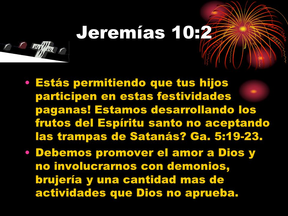 Jeremías 10:2