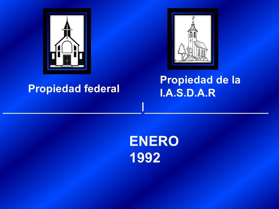 ENERO 1992 ____________________I__________________ Propiedad de la