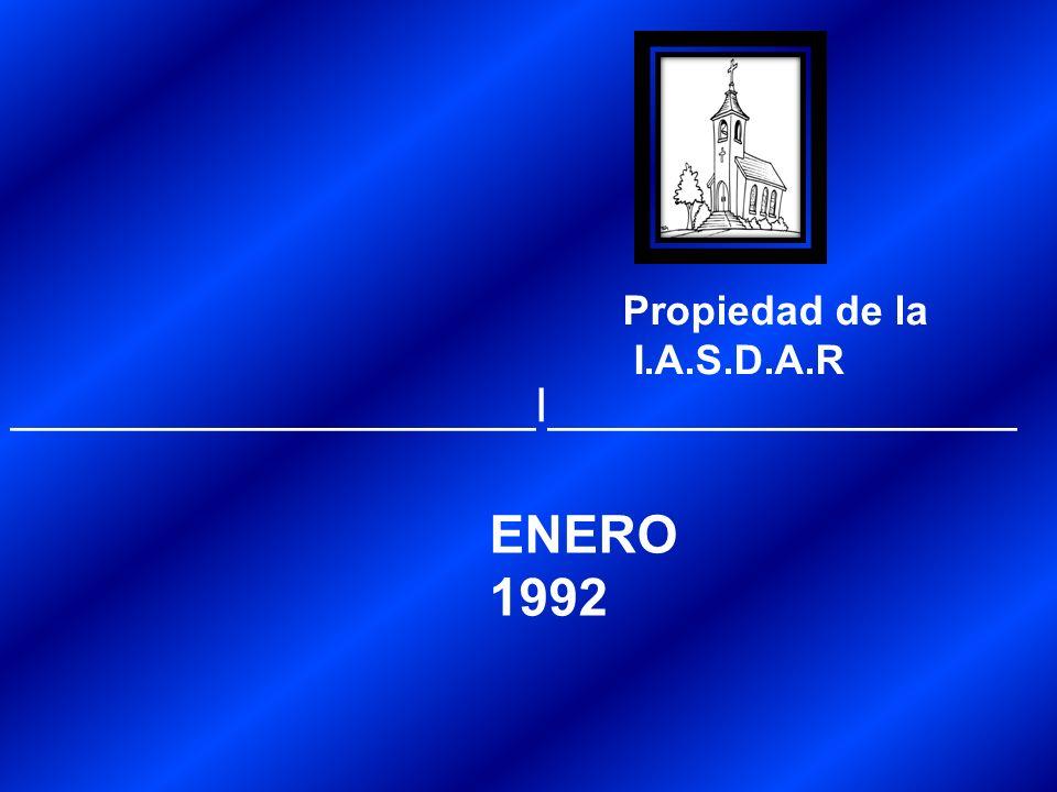 ENERO1992 ____________________I__________________ Propiedad de la