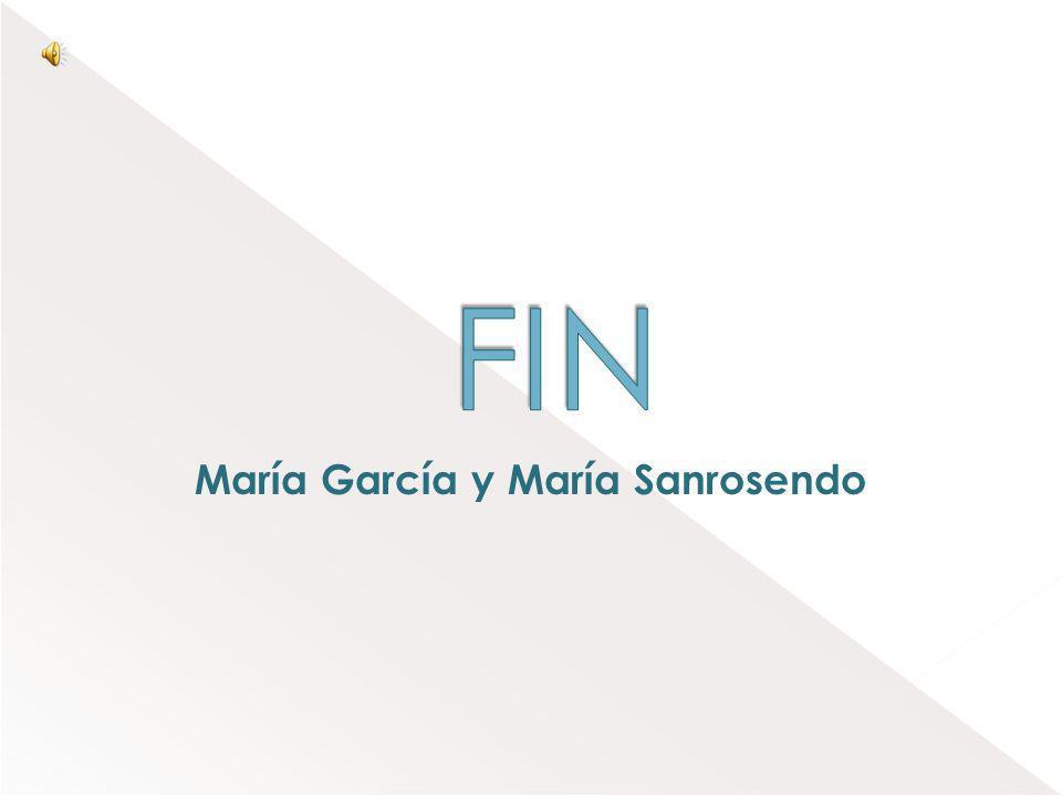 María García y María Sanrosendo