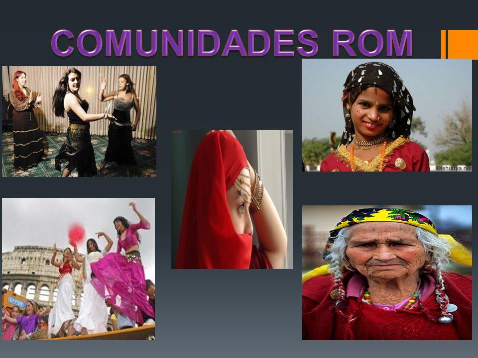 COMUNIDADES ROM