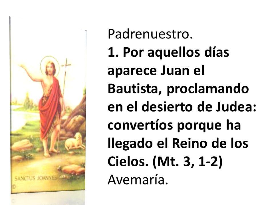 Padrenuestro. 1.