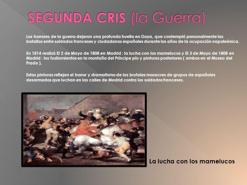 SEGUNDA CRIS (la Guerra)