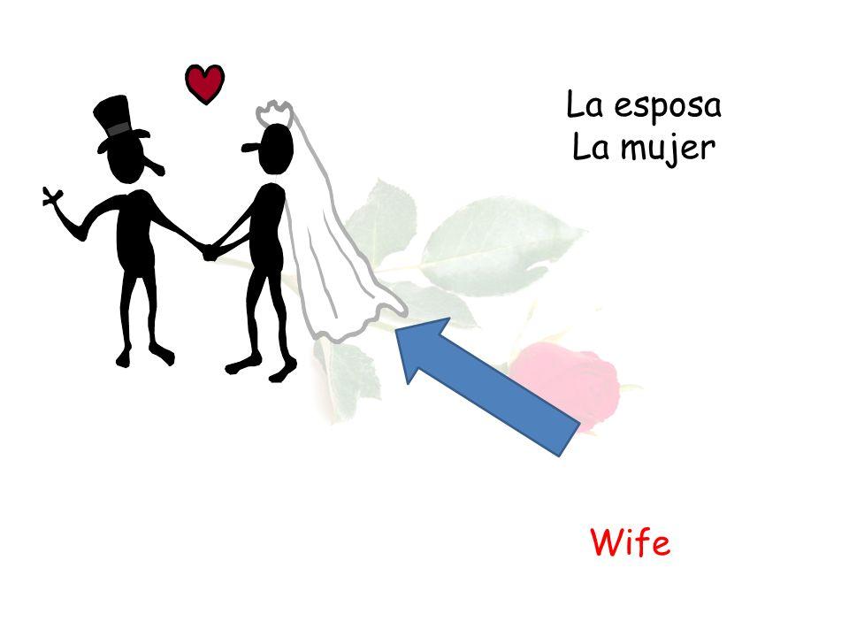La esposa La mujer Wife
