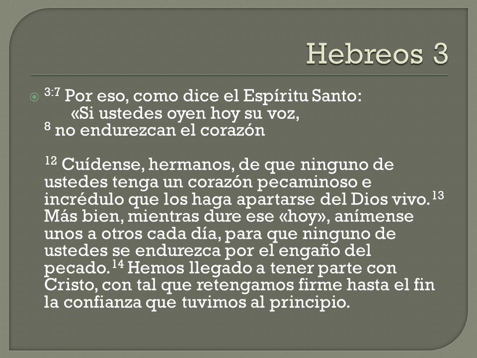 Hebreos 3