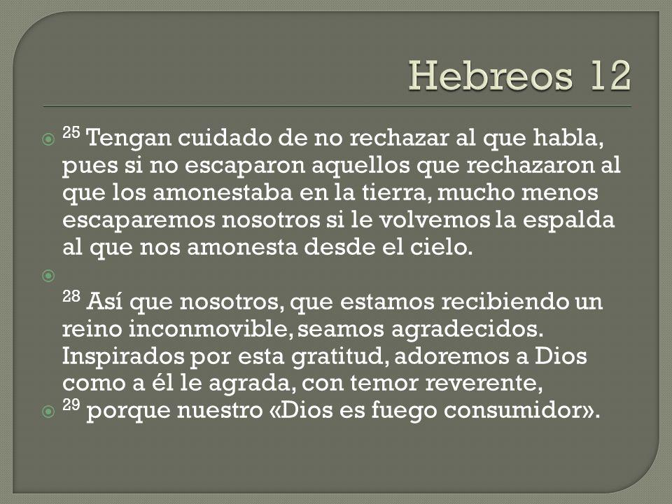 Hebreos 12