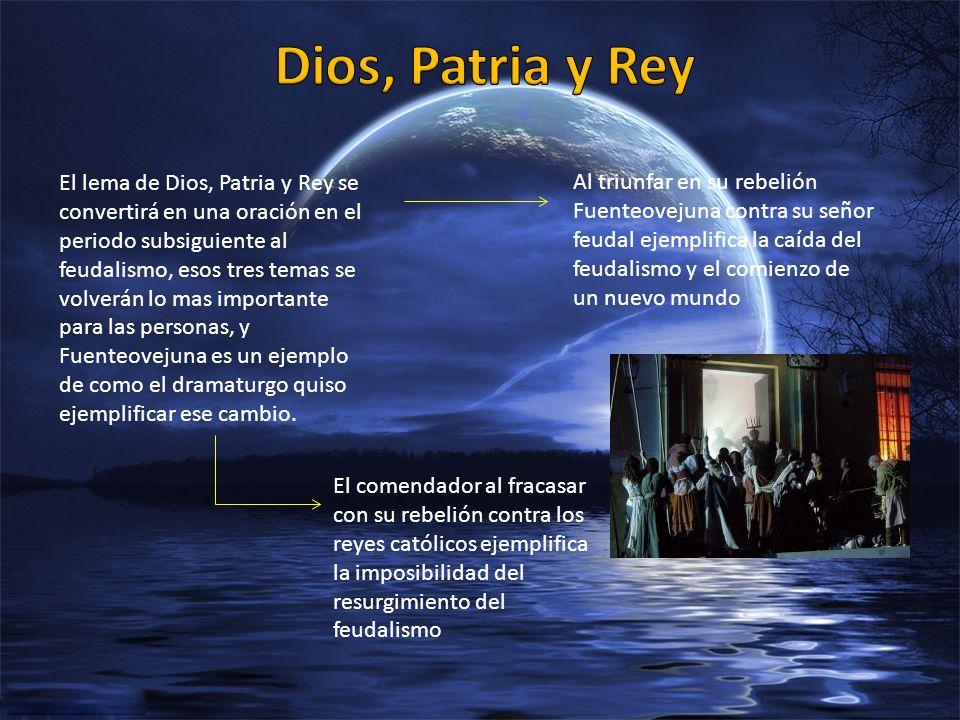 Dios, Patria y Rey