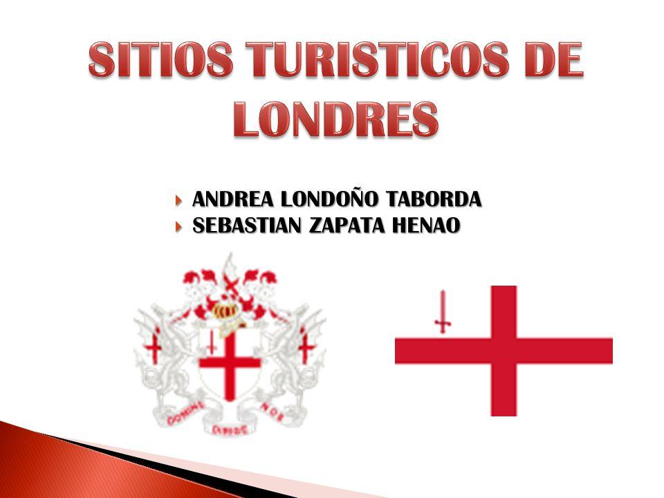 SITIOS TURISTICOS DE LONDRES