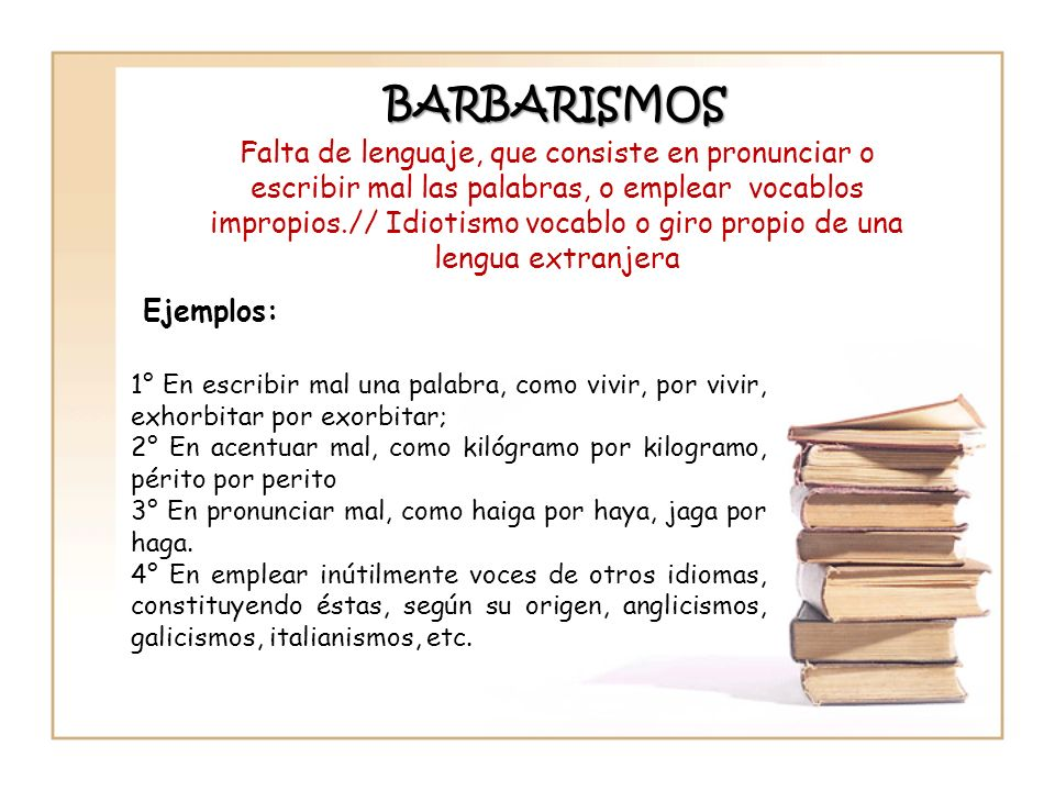 BARBARISMOS