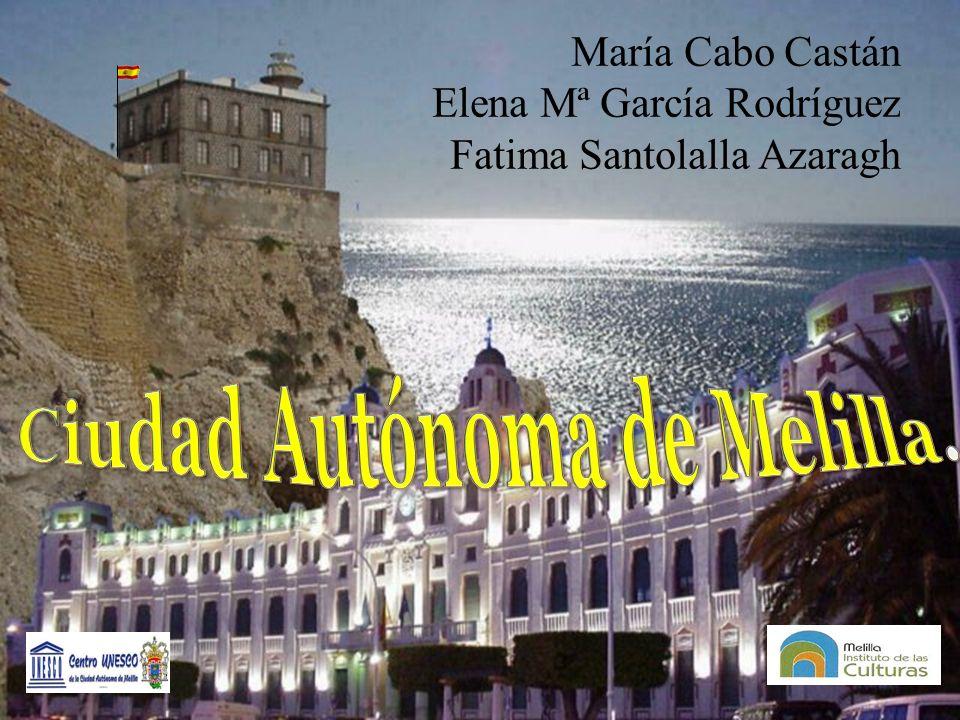 Ciudad Autónoma de Melilla.