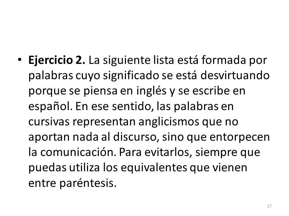 Ejercicio 2.