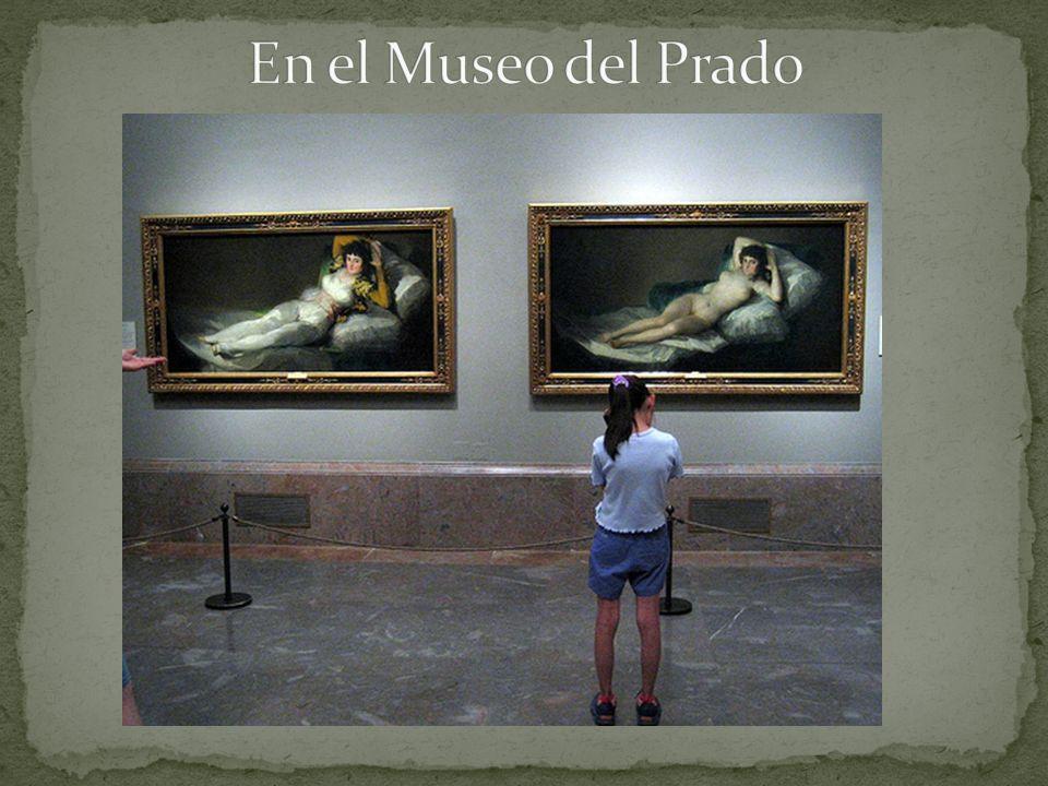 En el Museo del Prado