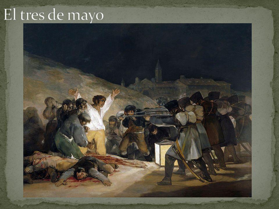 El tres de mayo
