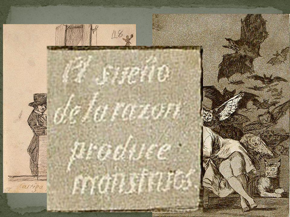 De los caprichos es una serie de 80 grabados del pintor español Francisco de Goya, que representa una sátira de la sociedad española de finales del siglo XVIII, sobre todo de la nobleza y del clero.