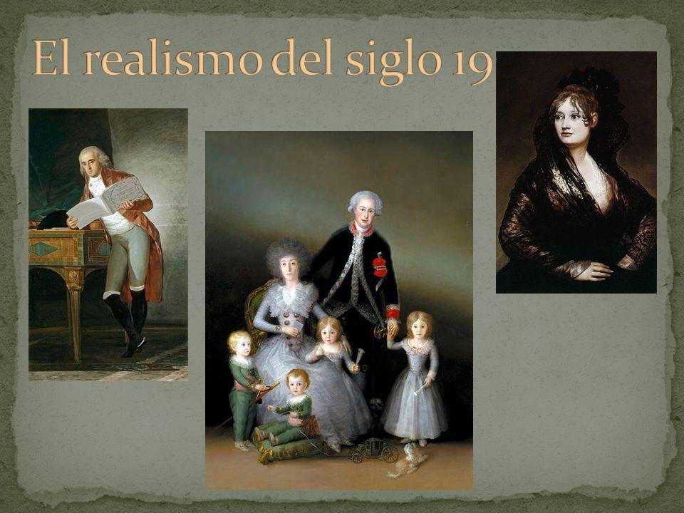 El realismo del siglo 19