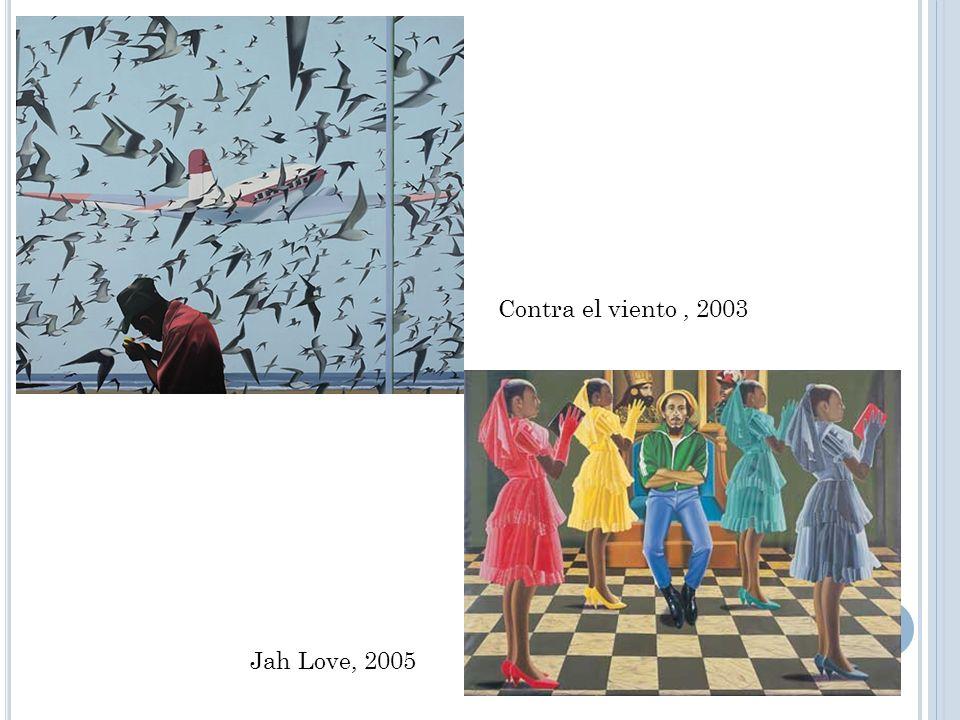 Contra el viento , 2003 Jah Love, 2005