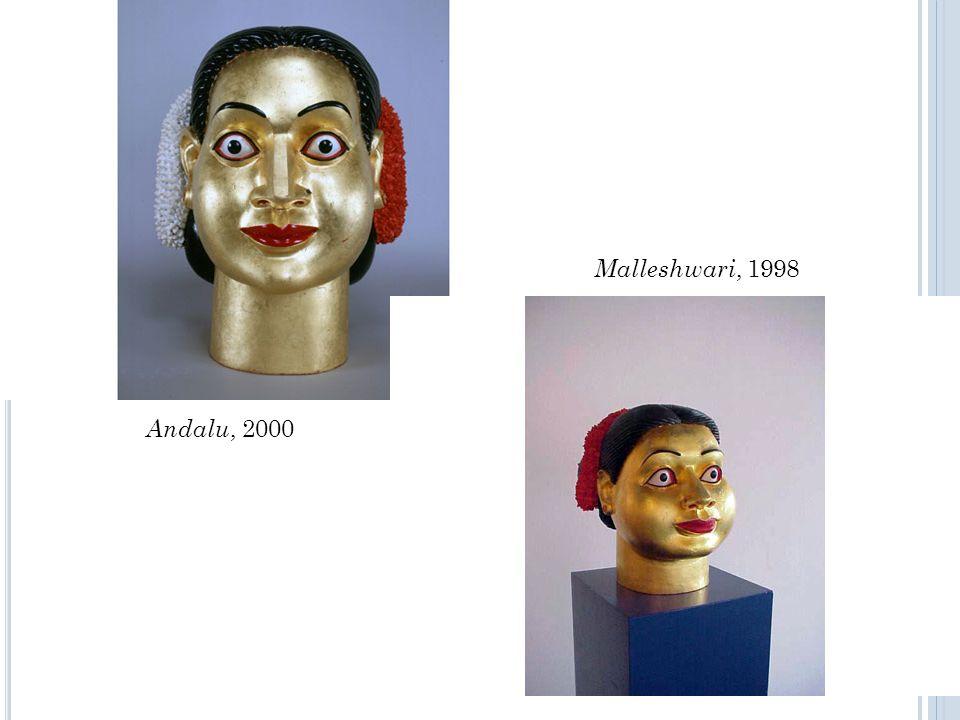 Malleshwari, 1998 Andalu, 2000