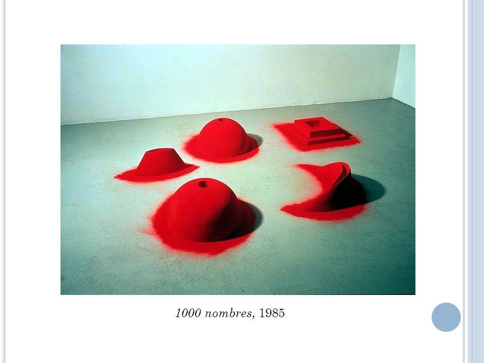 1000 nombres, 1985