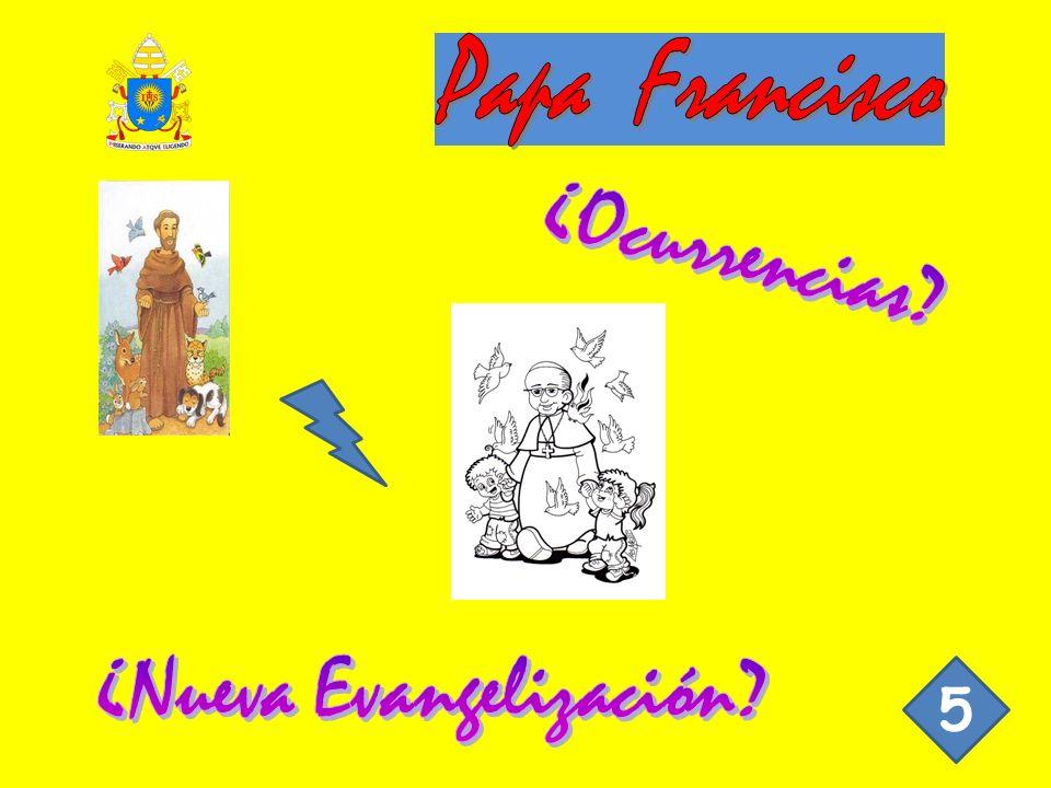 ¿Nueva Evangelización