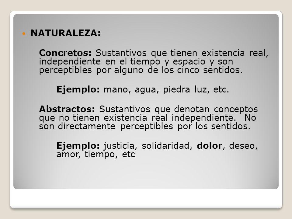 NATURALEZA:
