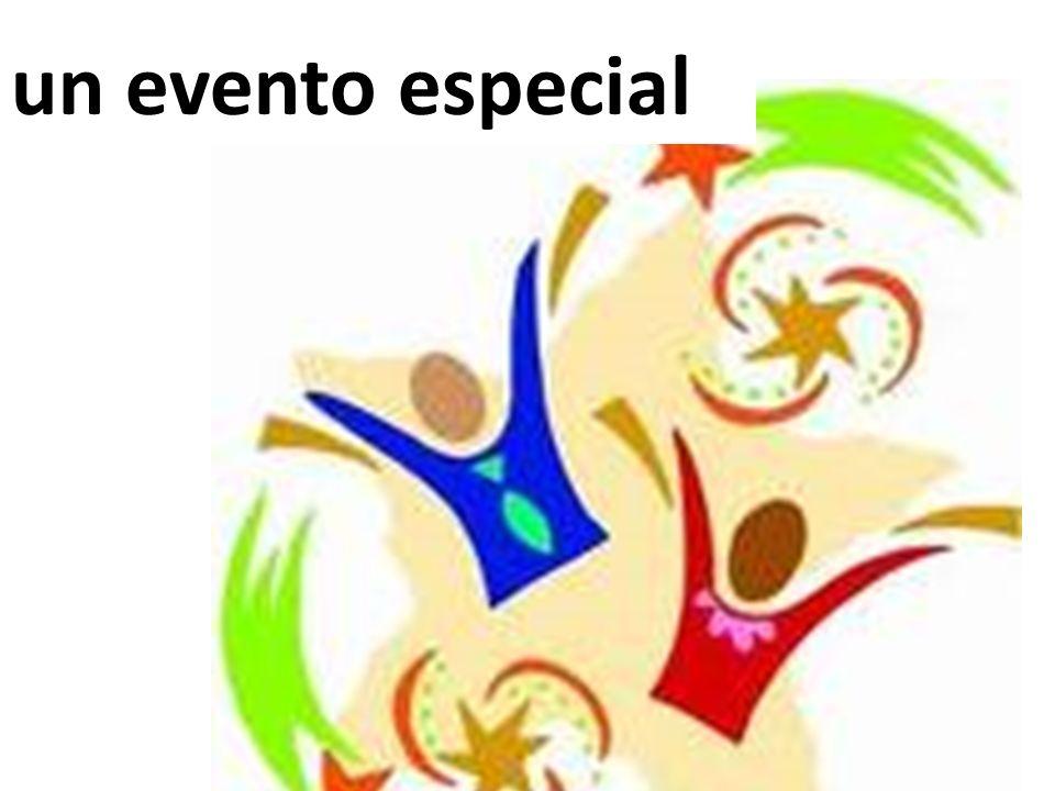 un evento especial