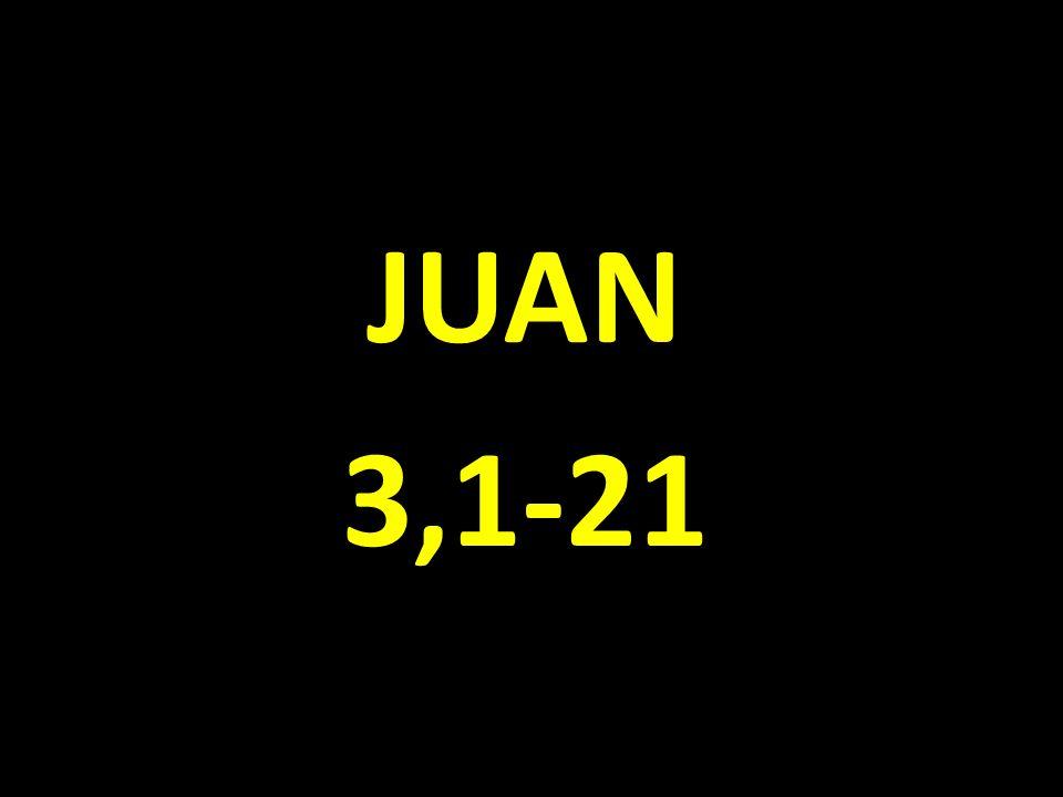 JUAN 3,1-21