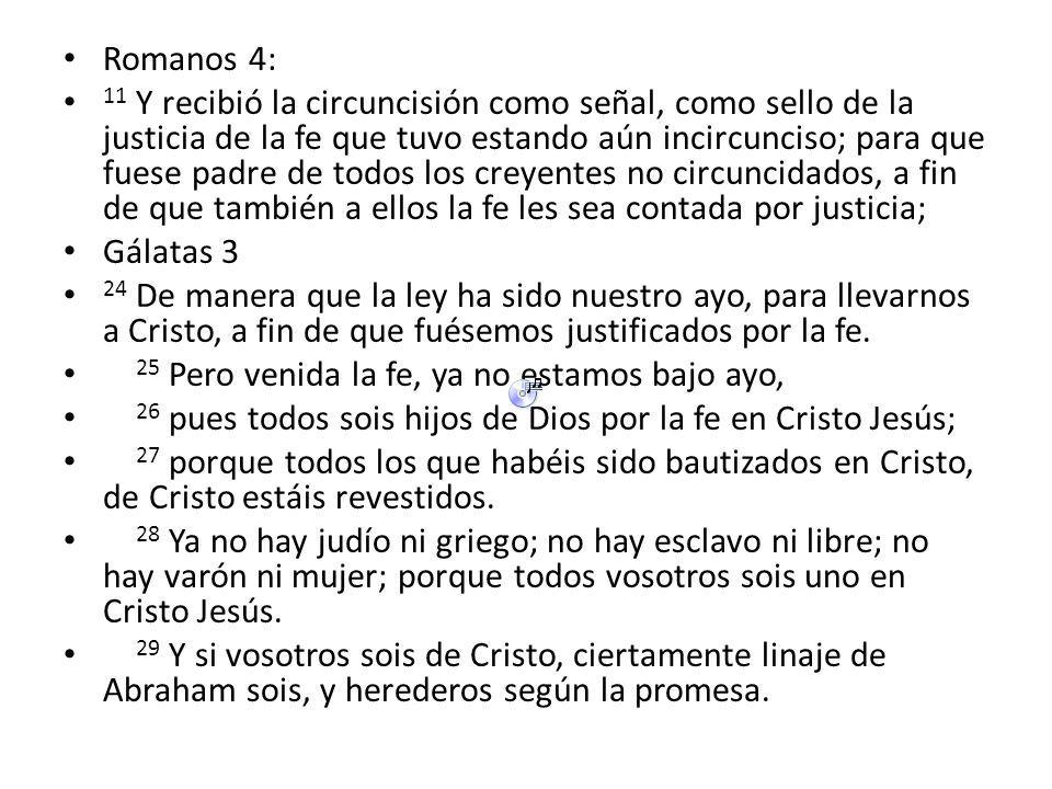 Romanos 4: