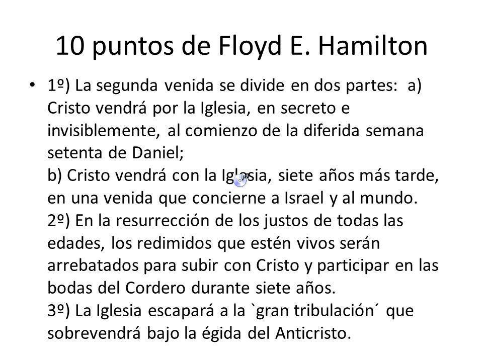 10 puntos de Floyd E. Hamilton