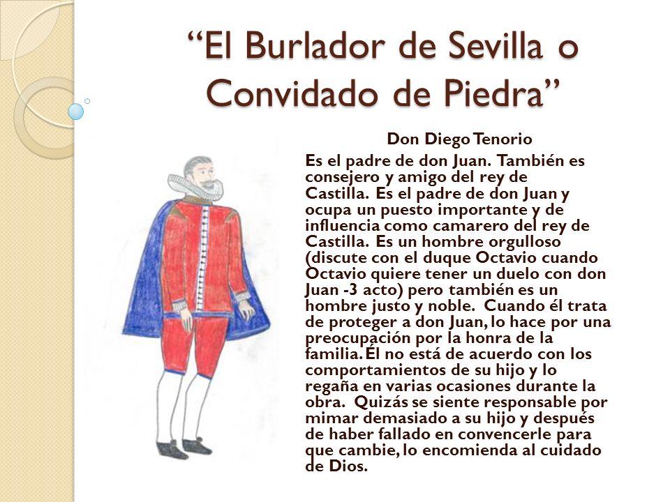 El Burlador de Sevilla o Convidado de Piedra