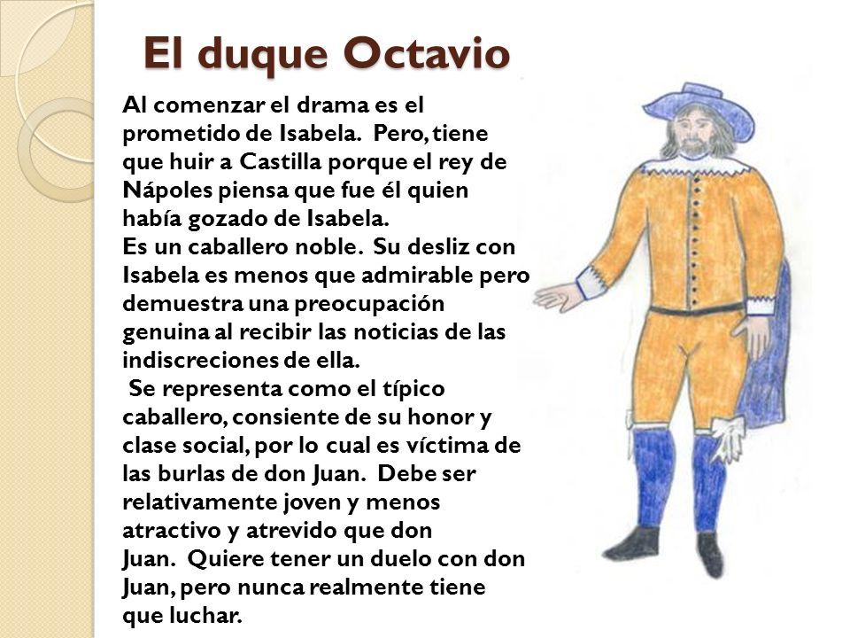 El duque Octavio