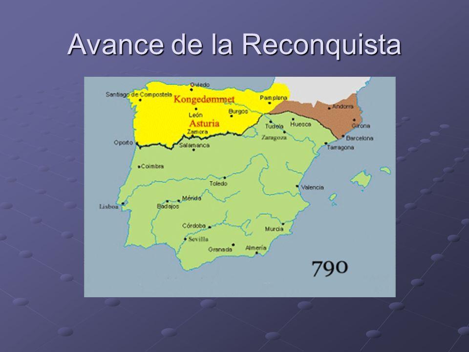 Avance de la Reconquista