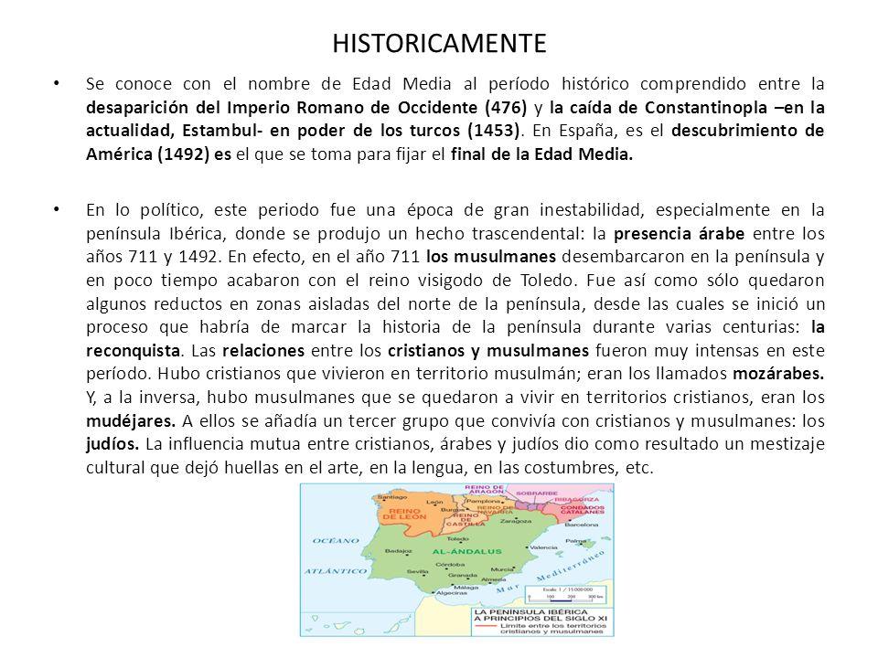 HISTORICAMENTE