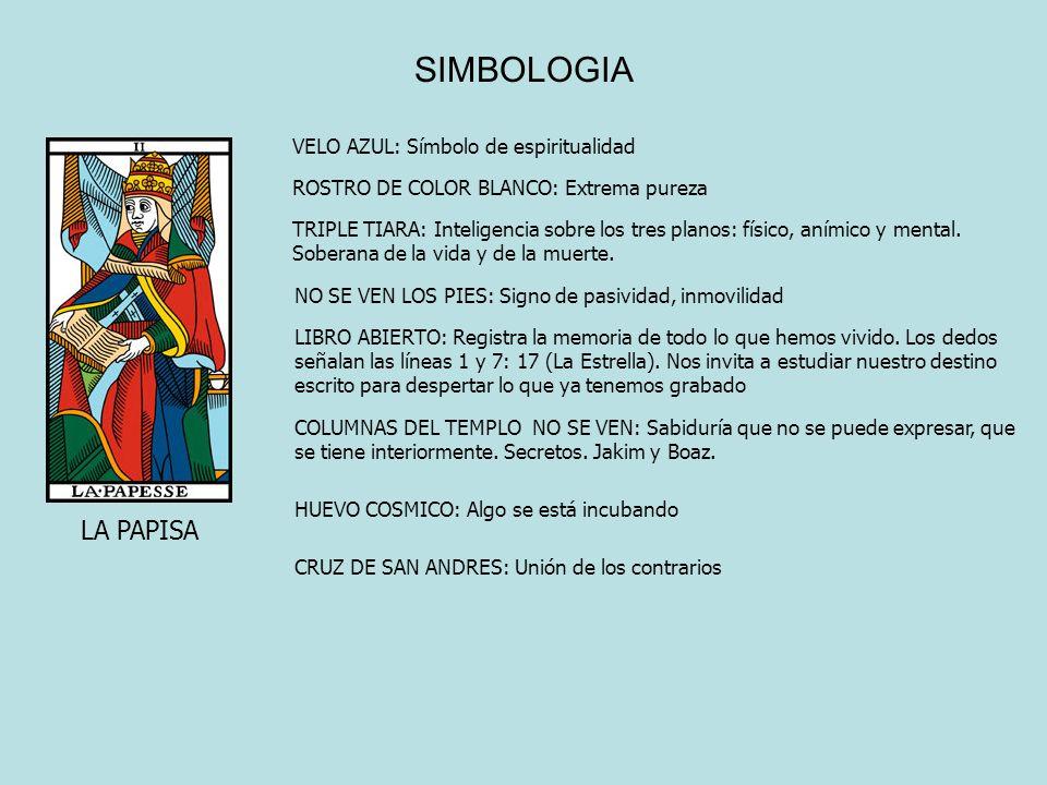 SIMBOLOGIA LA PAPISA VELO AZUL: Símbolo de espiritualidad