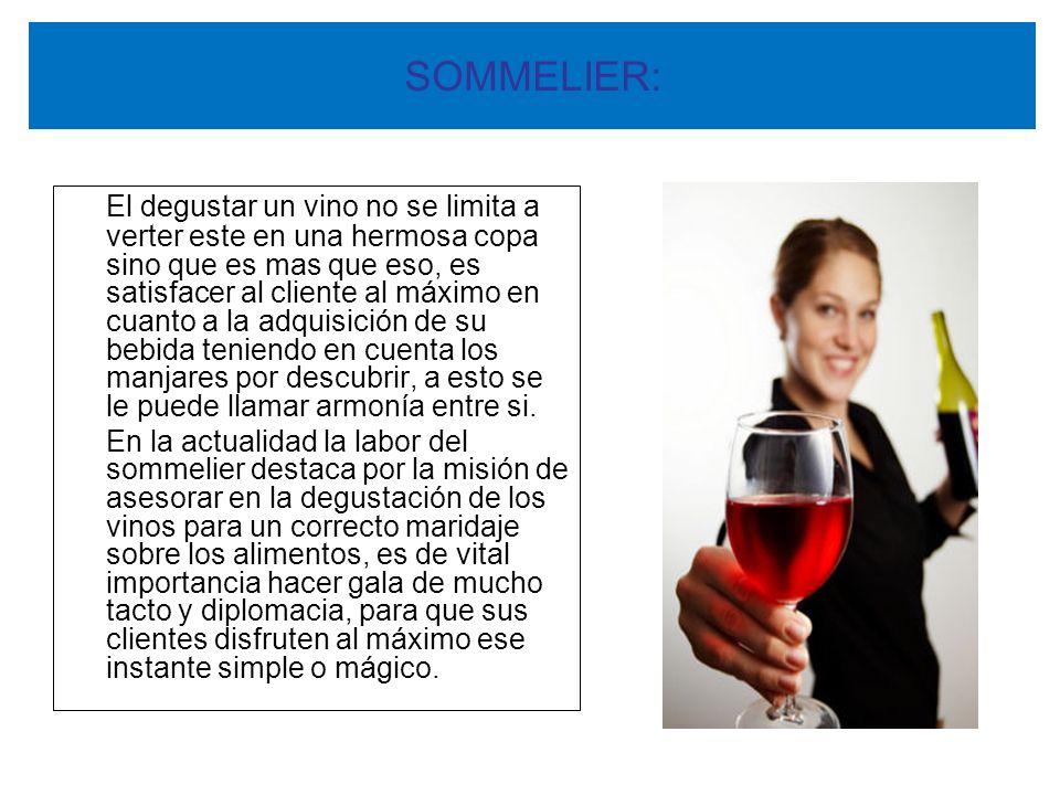 SOMMELIER: