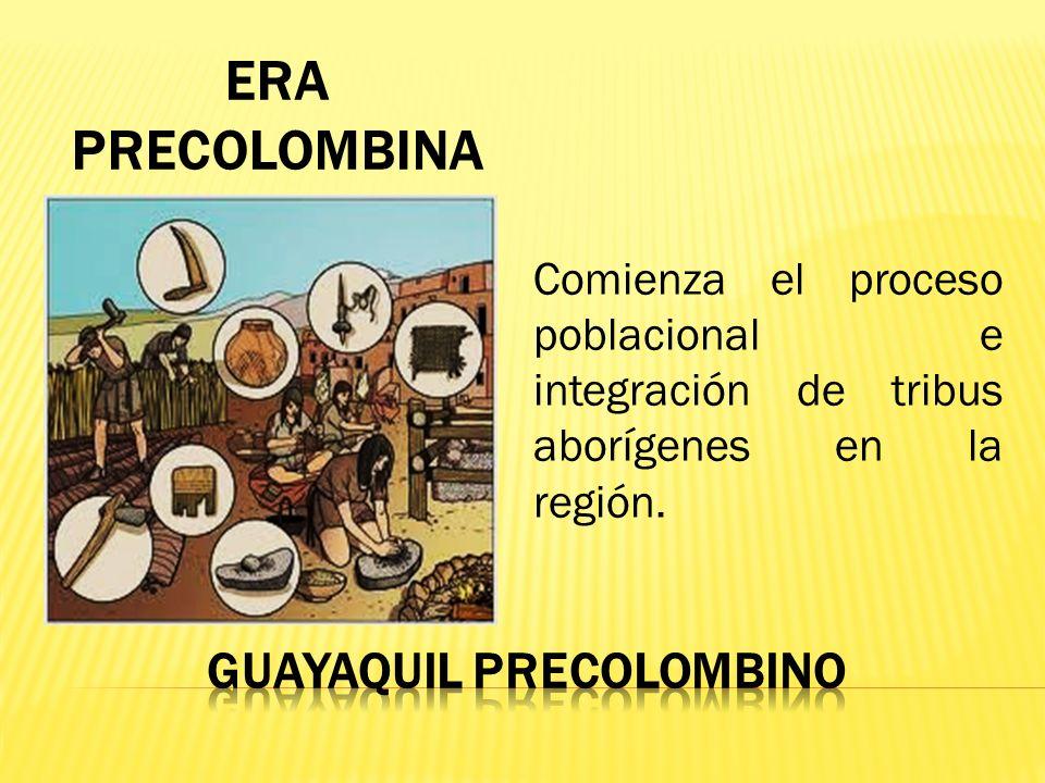 GUAYAQUIL PRECOLOMBINO